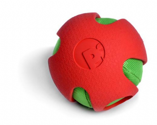 Crinkle Ball 10cm (Red)